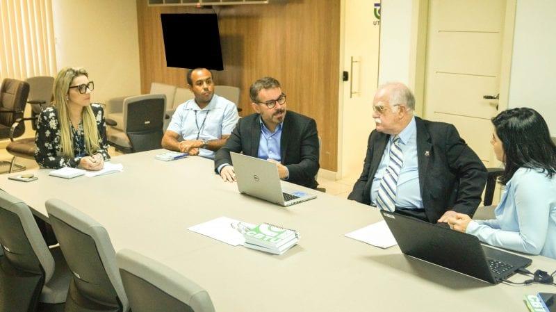 CBTU e CODERN discutem ações para a implantação do Retroporto Natal