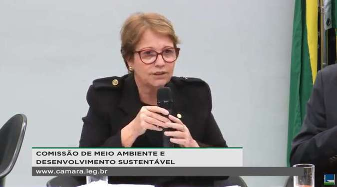 """Ministra da Agricultura diz que """"brasileiro não passa muita fome porque tem muita manga"""""""