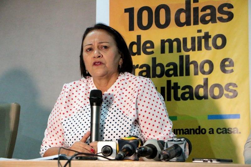 Governadora Fátima anuncia pregão para venda antecipada dos royalties
