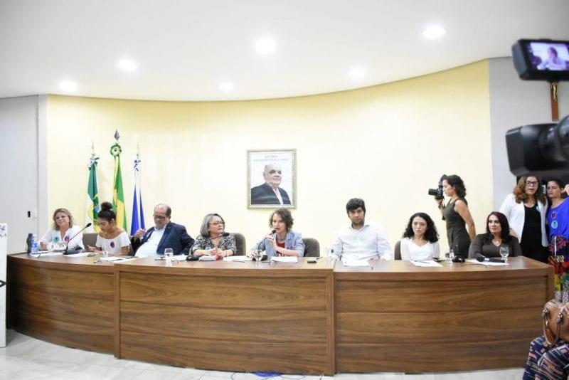 Audiência Pública em Currais Novos: pela defesa dos jovens e da cultura