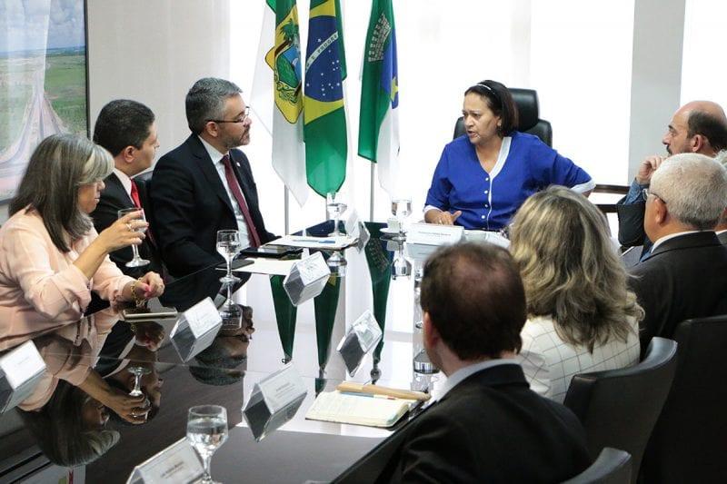 Governo discute realidade do sistema prisional com Conselho Nacional do Ministério Público