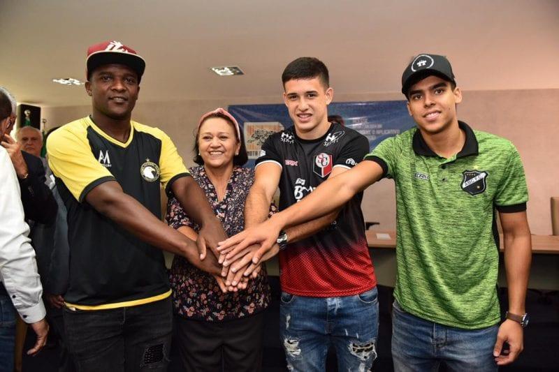 Divulgação da Nota Potiguar terá parceria com clubes de futebol
