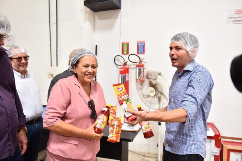 Beneficiárias do Proadi recebem governadora e equipe para avaliação