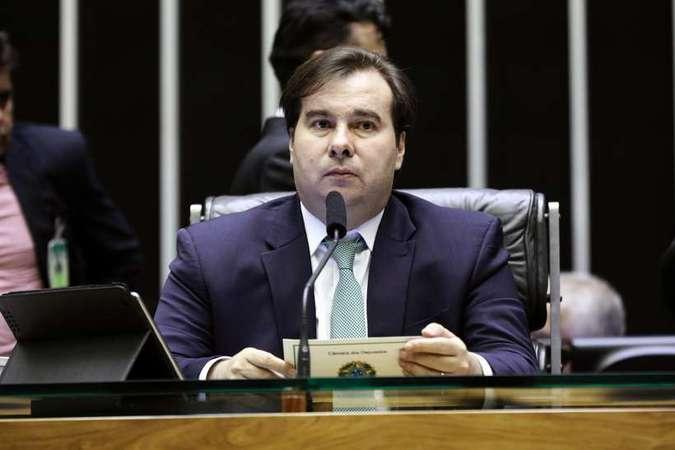 Rodrigo Maia diz que não aceitará ataques do Executivo contra Legislativo