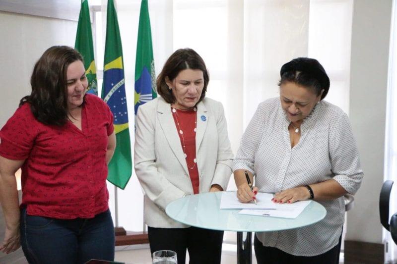 Governo e UFRN discutem parcerias e assinam protocolo de trabalho