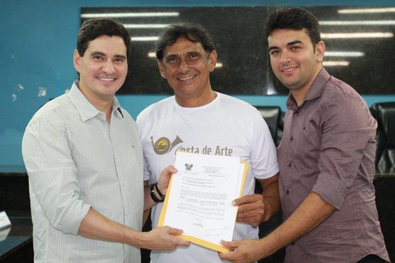 Deputado George Soares destina emenda para construção de adutora em Pendências