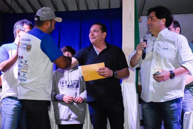 No Seridó, Ezequiel participa da 64ª Festa do Agricultor em Lagoa Nova