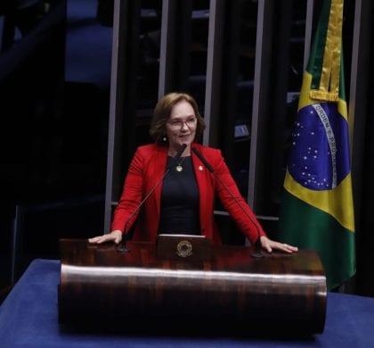 Em pronunciamento, Zenaide Maia pede plano da União para alavancar economia
