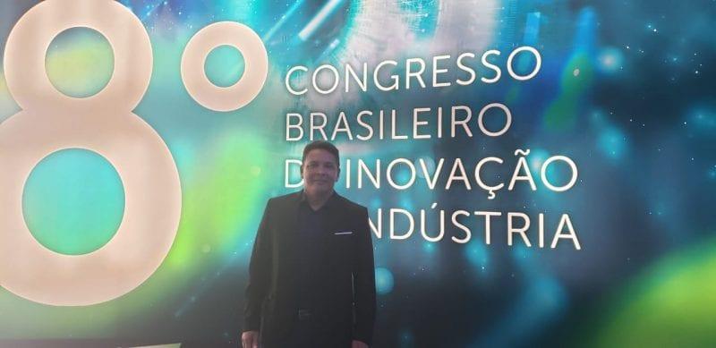 Diretor da Escola da ALRN participa de 8º Congresso Brasileiro de Inovação em São Paulo