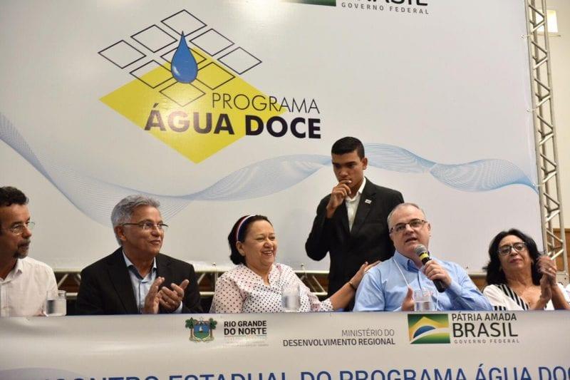 VI Encontro do Programa Água Doce promove gestão integrada dos sistemas de abastecimento