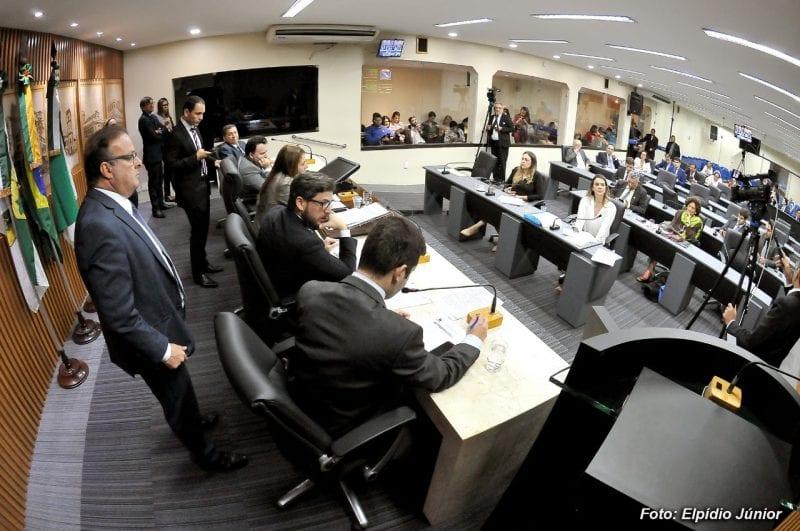 Vereadores de Natal iniciam votação das Diretrizes Orçamentárias de 2020
