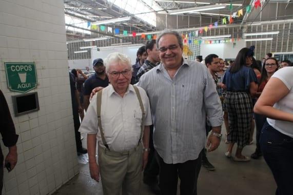 Álvaro Dias visita instalações da Fábrica da Guararapes