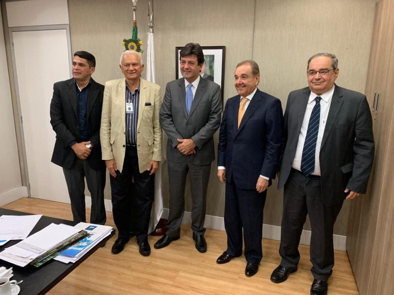 Prefeitura do Natal e Ministério da Saúde vão conveniar recursos para o Hospital Varela Santiago