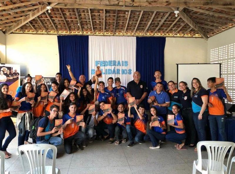 Projeto social Federais Solidários retoma temporada 2019