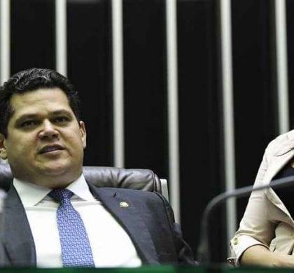 Um terço do Senado defende recondução de Davi Alcolumbre à presidência