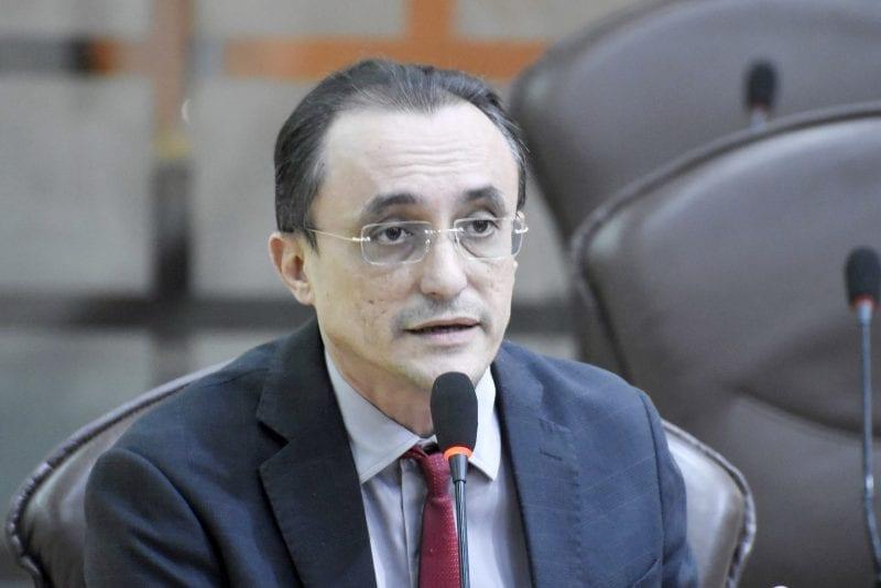 Deputado Souza pede agilidade na votação de projetos que beneficiam indústria salineira