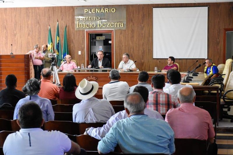 Audiências em Caicó e Florânia sobre IPVA de motos geram novas solicitações ao Governo do Estado