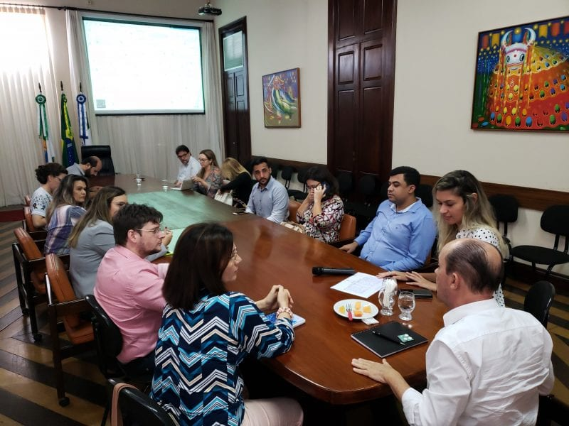 Prefeitura discute parceria com UFRN para SBPC 2020 em Natal