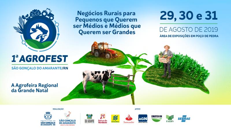 Prefeitura de São Gonçalo realiza primeira feira agropecuária do município
