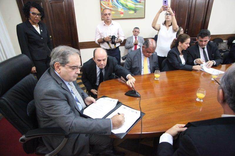 Prefeitura do Natal assina termo de cooperação técnica em apoio ao Justiça Restaurativa