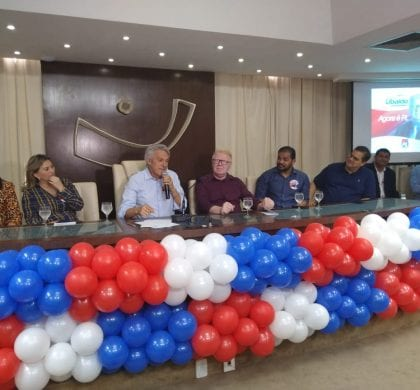 Ubaldo Fernandes oficializa ingresso no PL