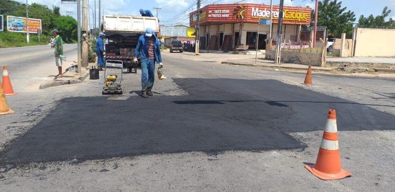 Governo vai lançar plano de recuperação de estradas