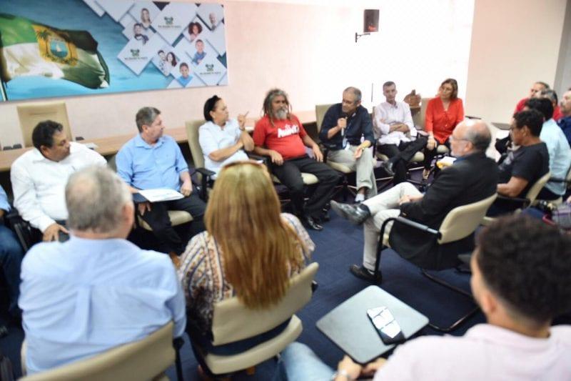 Governo garante nova adutora Pendências-Macau