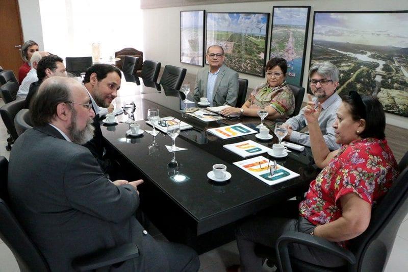 Governo do RN e Instituto Santos Dumont   discutem parcerias