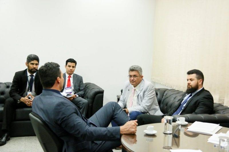 Senador vai ampliar debate sobre participação de servidores dos MPEs em eleição para PGJ