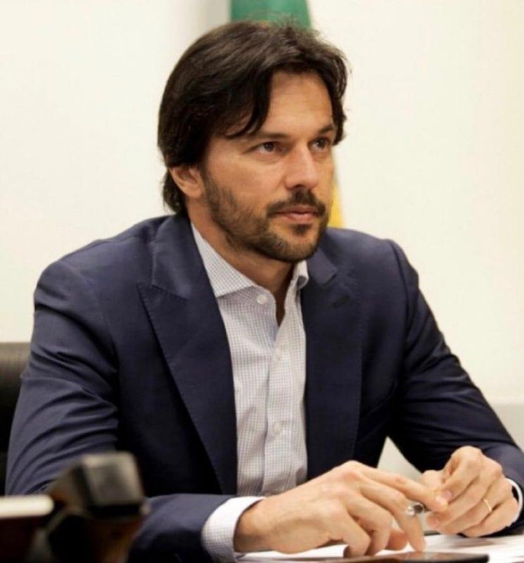 Deputado Fábio Faria toma posse no Ministério das Comunicações