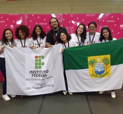 IFRN é o maior medalhista da Olimpíada Nacional de História