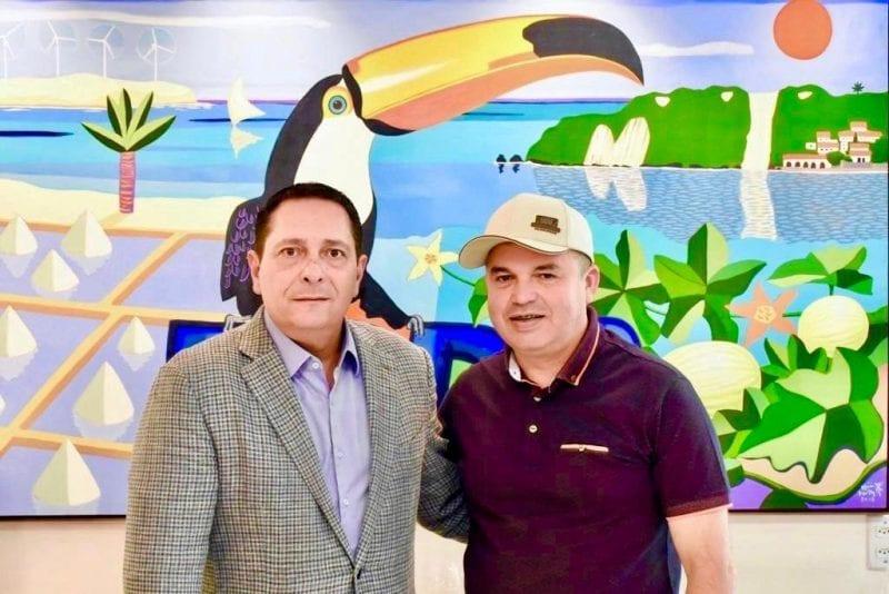 Prefeito de Nova Cruz terá o apoio do PSDB em 2020