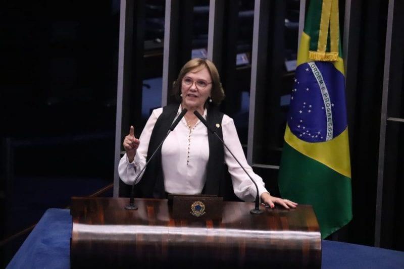 Senadora Zenaide reafirma posição contrária ao texto da Reforma da Previdência