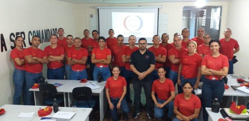 Detran promove curso para capacitar 90 militares do Corpo de Bombeiros