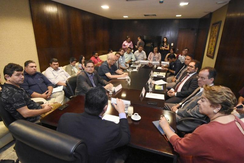 Assembleia e Uvern firmam parceria para fortalecer legislativos municipais