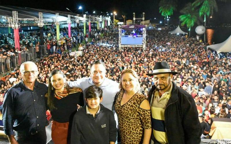 No Agreste, Ezequiel participa do Festival de Inverno de Serra de São Bento
