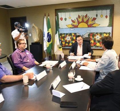 Sintro apresenta a Ezequiel pleitos para regular transporte intermunicipal