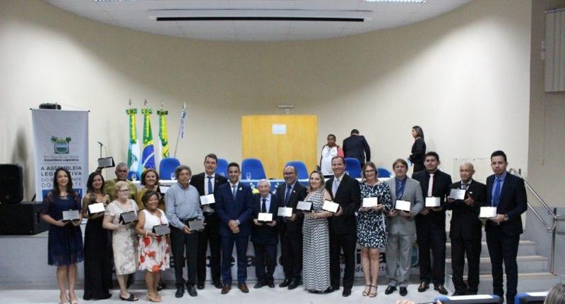 Em Sessão Solene de homenagem à Ufersa, Allyson Bezerra destaca transformação de vida pela educação