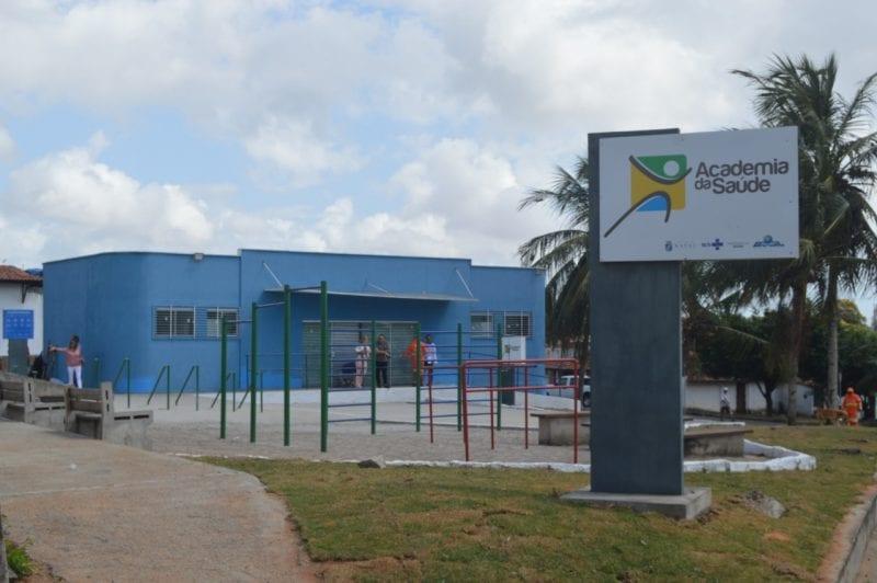 Prefeitura entrega primeira Academia da Saúde na zona Oeste