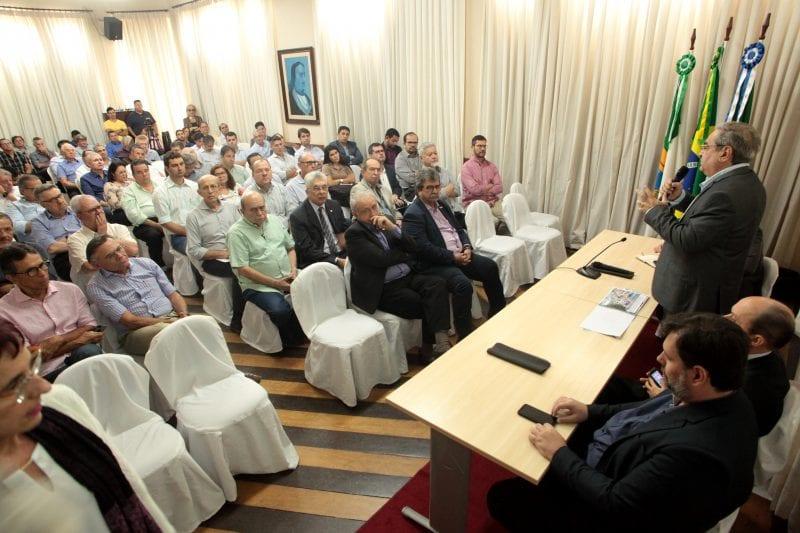 Prefeitura reúne representantes da sociedade e reafirma compromisso com o Plano Diretor de Natal