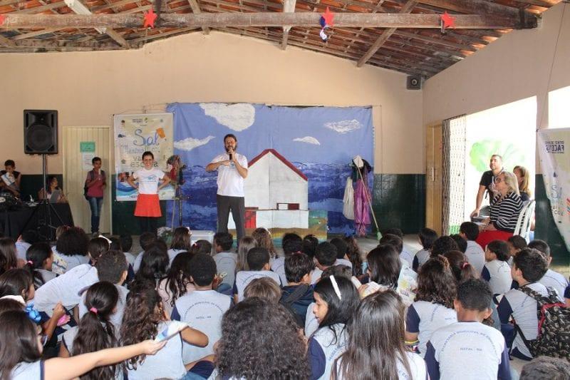 Educação ambiental é tema de projeto apoiado pela Potigás
