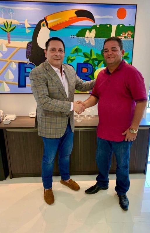 Prefeito de São Pedro na região Potengi anuncia filiação ao PSDB