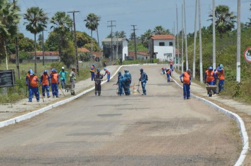 Programa Prefeitura em Movimento inicia atividades do polo X
