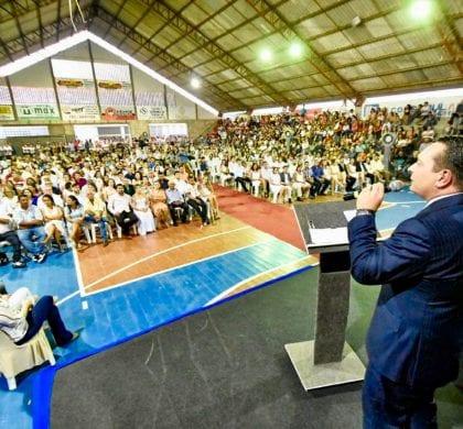 Em parceria com TJRN, Assembleia e Você realiza casamento comunitário com 175 casais no Seridó