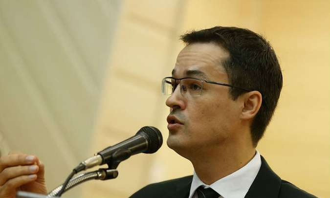 Deltan Dallagnol diz que Brasil quer um 'independente' na PGR