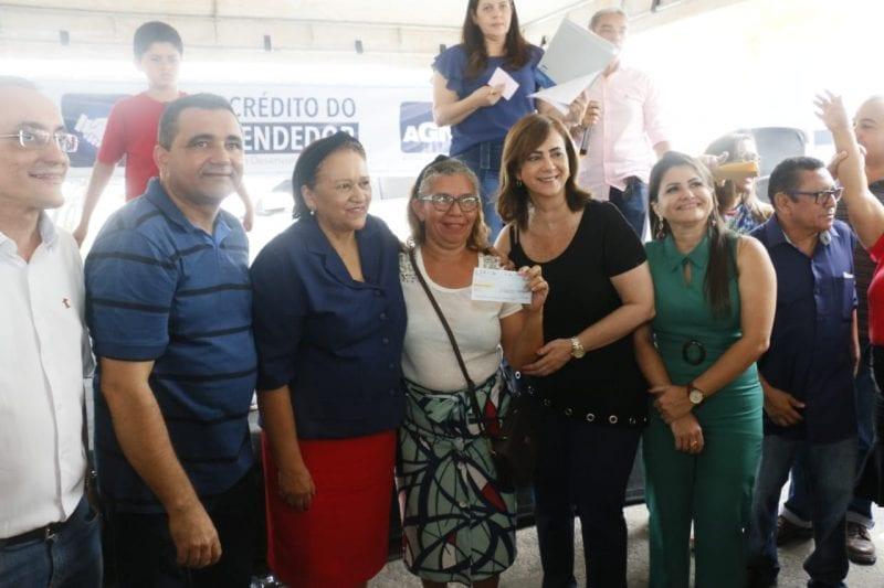 Em Tibau, Governo investe R$ 400 mil via Microcrédito