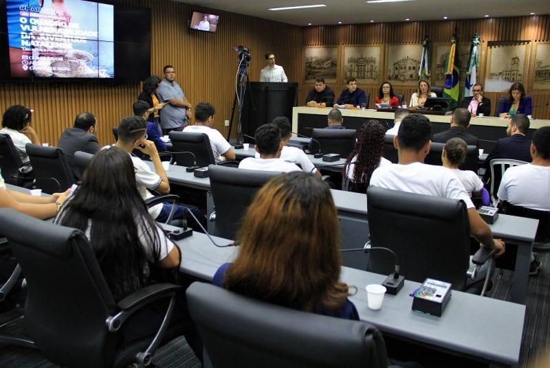 Audiência Pública marca retomada da Frente Parlamentar em Defesa das Políticas Públicas de Juventude