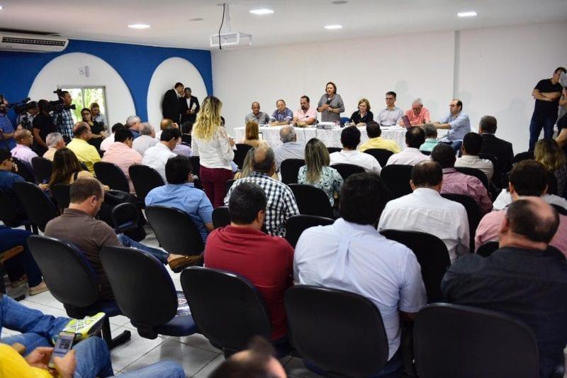 No lançamento da Festa do Boi, Fátima Bezerra destaca importância do setor para o RN
