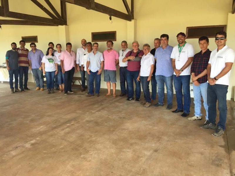 Carcinicultores recebem consultoria sobre licenciamento em São Bento do Norte