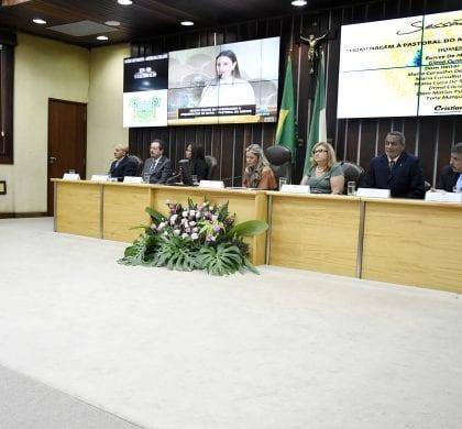 Assembleia homenageia Pastoral do Menor da Arquidiocese de Natal